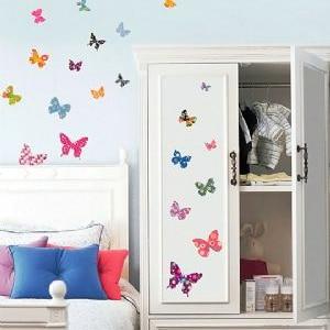 Butterflies Wall Stickers Part 77