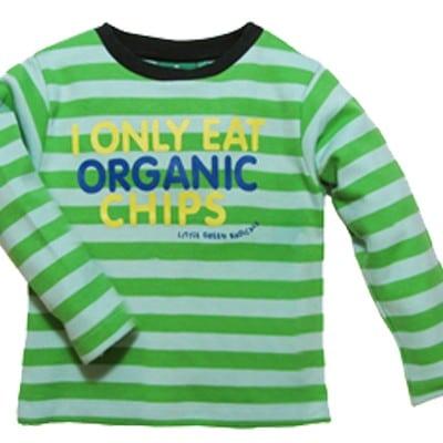 organic chips tshirt
