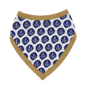 Blue-anchor-bib