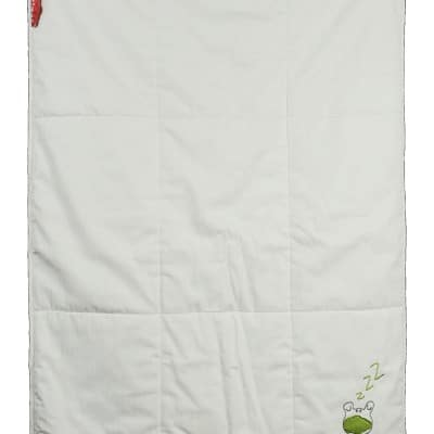 blanket frog kermit green 5-white2adj