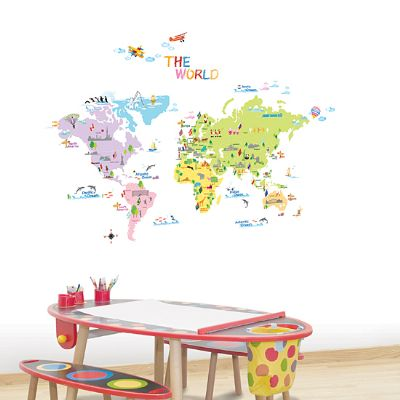 deco map