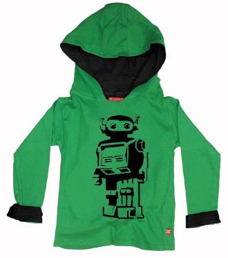 star hoody-robot