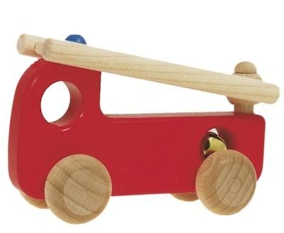Wooden Fire Engine