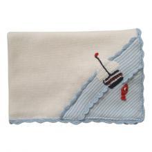 Boat themed blanket