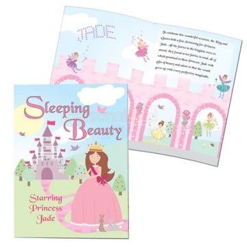 personalised-sleeping-beauty-book