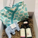 Baby hamper mummy and me blue
