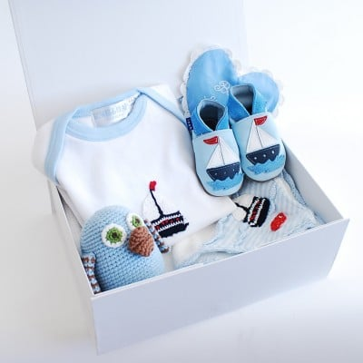 Gift boxes and Baby Hampers
