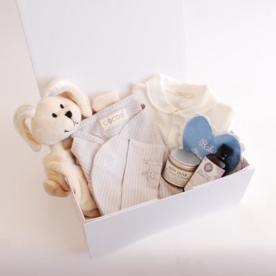 Neutral Baby Hampers