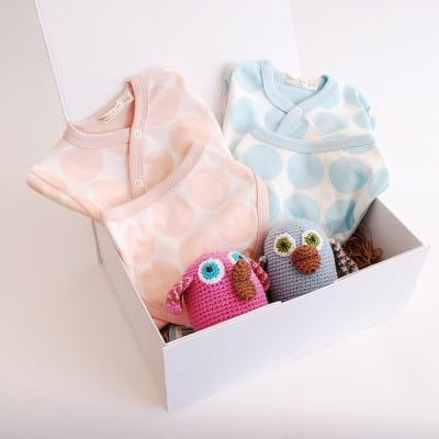 Baby Twins Hampers