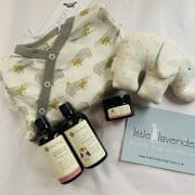 Mummy and me neutral baby hamper