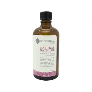 Celtic Herbal Bath oil