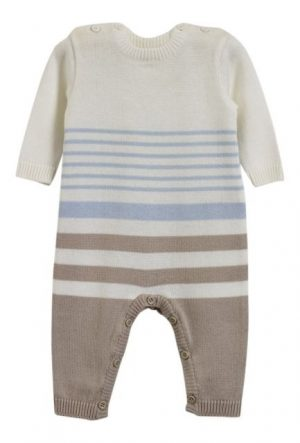 Natures Purest striped playsuit