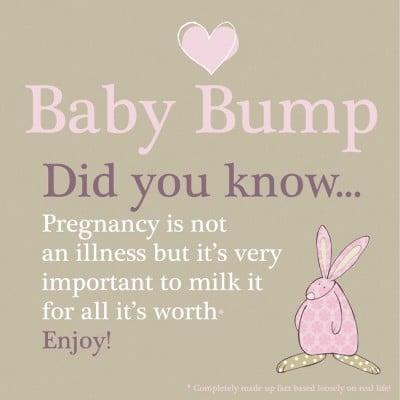 baby bump DYK162