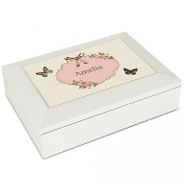 personalised-delicate-butterfly-white-jewellery-box