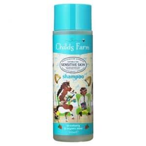 Childs Farm shampoo