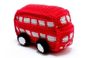 London Bus rattle