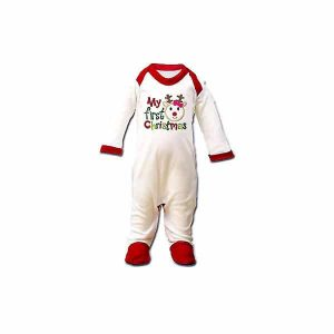 1st Christmas playsuit