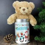 personalised-santa-and-friends-teddy-in-a-tin
