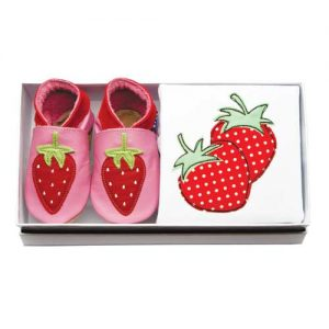 Strawberries Baby shoes