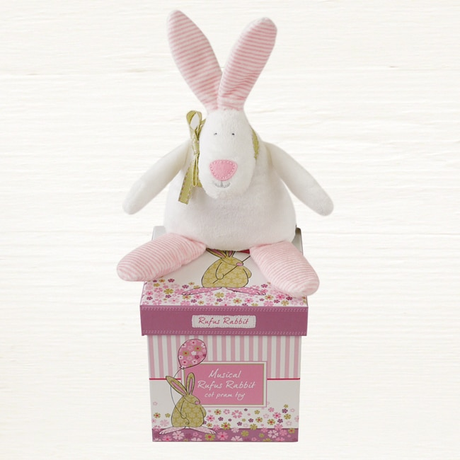 Baby Gifts Via Post : Cot pram musical toy girl the little lavender tree