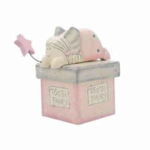 Tooth Fairy Box Pink