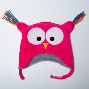 FlapJackKids Owl/Mouse - Winter Hat