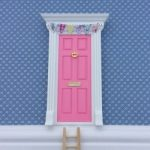 Fairy door bunting