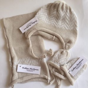 Merino hat set