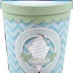 Ice cream tub baby gift