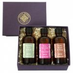 Bathing trio Celtic Herbal oils