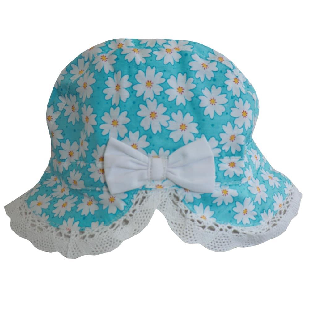 Daisy Summer Hat Powell Craft