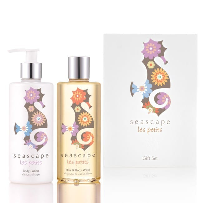 Seascape gift set