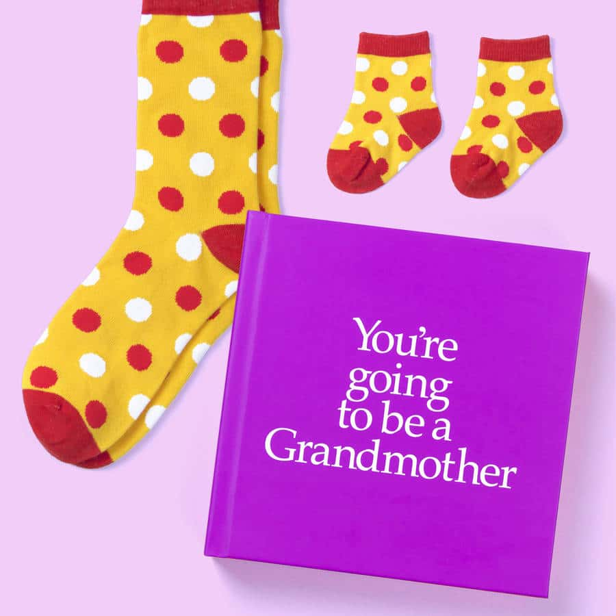 Pooters you're going to be a grandmother gift