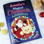 Personalised book Christmas adventure