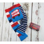 Blade and rose London Bus leggings UK