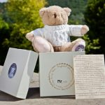 Baby Darcy Bear Ragtales limited edition