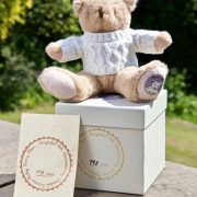 Baby Darcy Bear Limited edition Ragtales