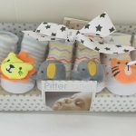 Safari Socks Gift Box