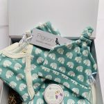 Polar bear baby hamper