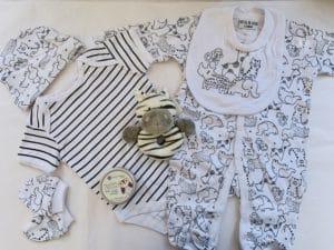 Safari baby hamper